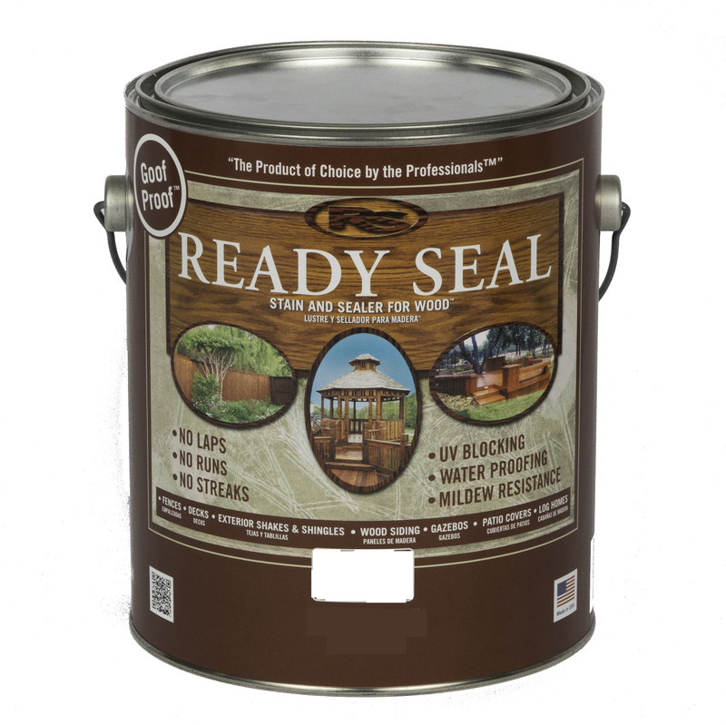 100 1G CLEAR READY SEAL STAIN