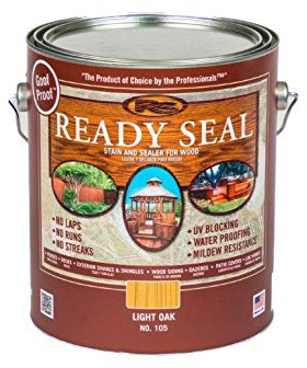 105 1G LT OAK READY SEAL STAIN