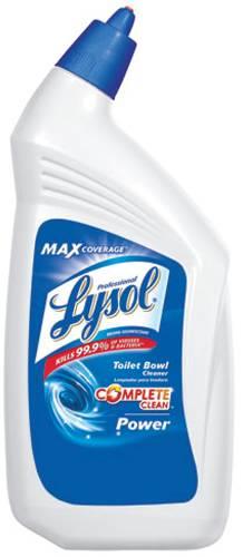 Disinfectant Toilet Bowl Cleaner, 32oz Bottle