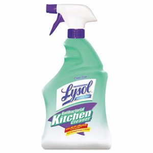 Antibacterial Kitchen Cleaner, 32oz Bottles, 12/Carton