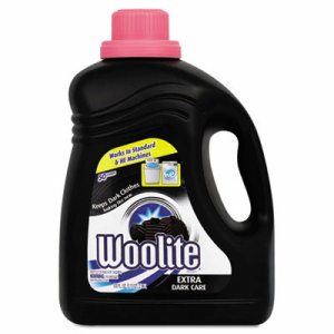 Extra Dark Care Laundry Detergent, 100 oz Bottle