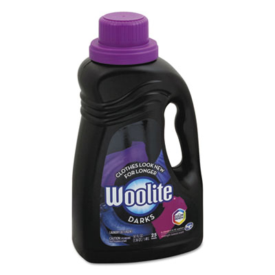 Extra Dark Care Laundry Detergent, 50oz Bottle, 6/CT