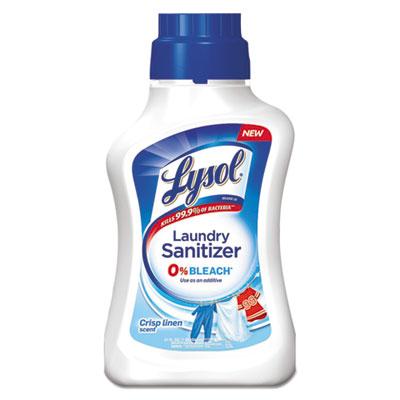 Laundry Sanitizer, Liquid, Crisp Linen, 41 oz