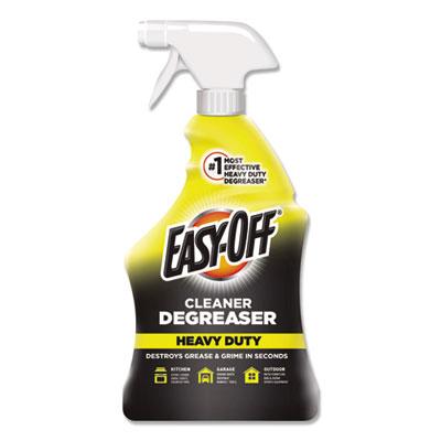 Heavy Duty Cleaner Degreaser, 32 oz Spray Bottle, 6/Carton