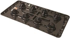 GOLIATH FURNACE SECONDARY DRAIN PAN, 34X64 IN.