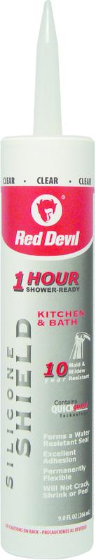 SEALANT KTN & BATH CLEAR 9OZ