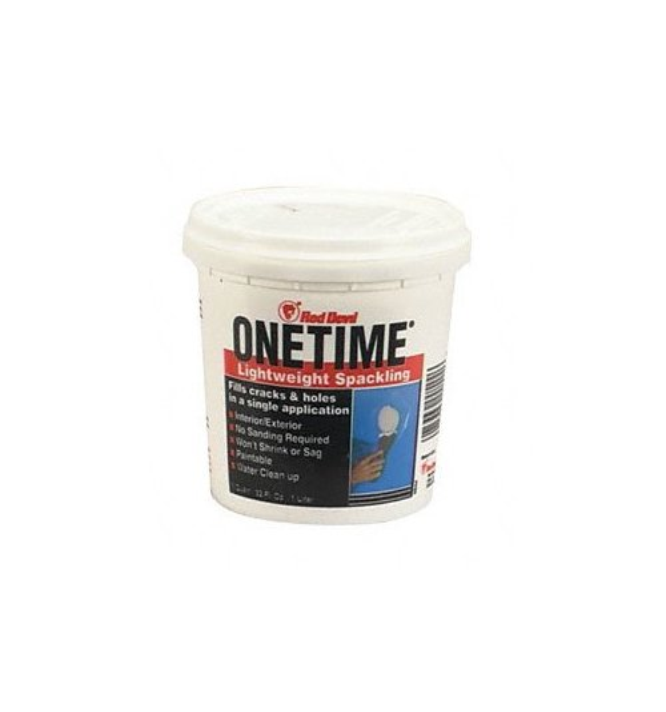 Quart Onetime Spackle