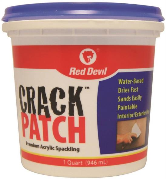 0804 QT CRACKPATCH SPACKLE