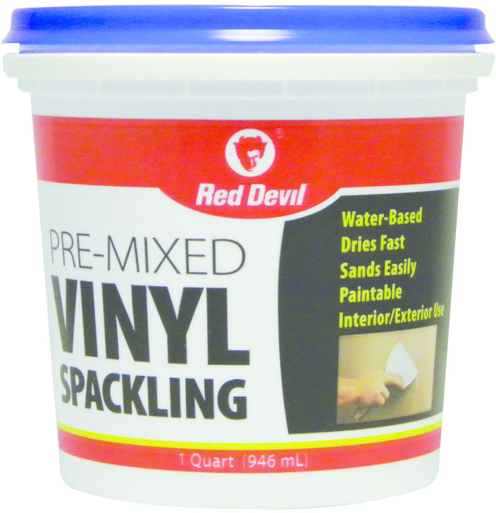 Quart Vinyl Spackle