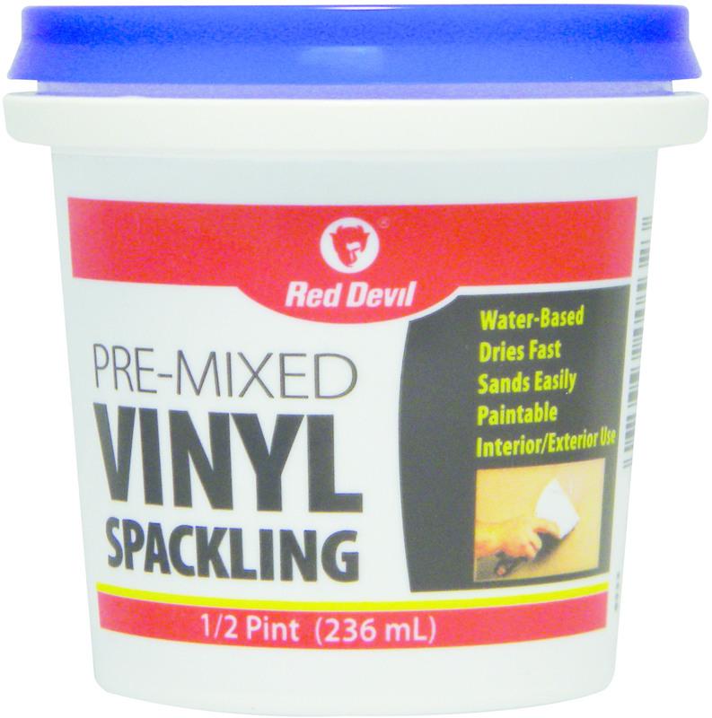Half Pint Vinyl Spackle