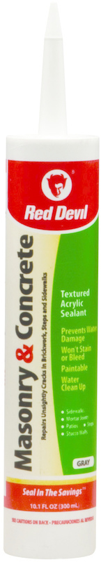 10.1Oz Gray Concrete Caulk