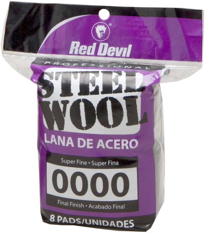 0320 8 PAD #0000 STEEL WOOL