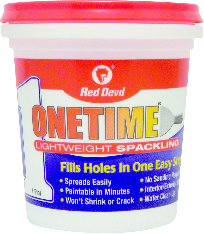 0548 PT ONETIME SPACKLE