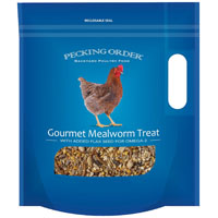 TREAT CHICKEN MEALWORM 3LB