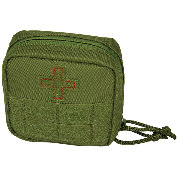 Soldier Individual First Aid Kit, Olive Drab