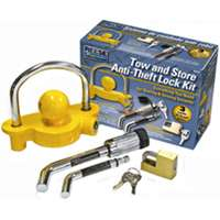 Reesee 7014700 Anti-Theft Lock Kit, Steel