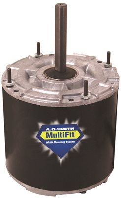 CENTURY� MULTIFIT� CONDENSER FAN MOTOR, 208 / 230 VOLTS, 2.0 AMPS, 1/4 TO 1/6 HP, 1,075 RPM
