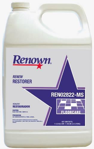 RENOWN� RENEW RESTORER