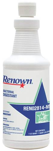 RENOWN BACTERIAL / ENZYME DIGESTANT 1 QUART