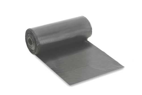 RENOWN CAN LINER TRASH BAGS 24X23 10 GAL. .3MIL BLACK 50 PER ROLL