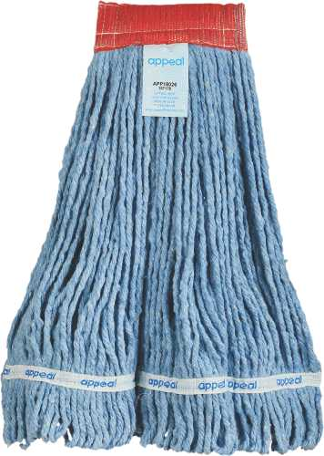 APPEAL MOP LOOP END MEDIUM BLUE