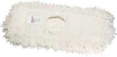 RENOWN� 12X5 2-PLY WHITE PREMIUM TWIST COTTON DUST MOP