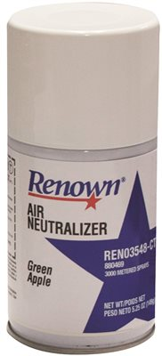 RENOWN� AIR NEUTRALIZER REFILL, GREEN APPLE