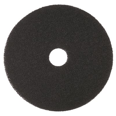 RENOWN� BLACK STRIPPING PAD 13 IN.