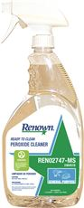 RENOWN� READY TO CLEAN PEROXIDE CLEANER, 1 QUART