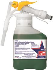 RENOWN� POWERED BY BUTCHERS� TRACER ACID FREE WASHROOM CLEANER, RTD, 1.5 LITER