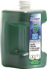 RENOWN� SUREBLEND ENZYME ENRICHED FLOOR CLEANER AND DEODORIZER, 80 OZ.
