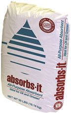 RENOWN�  OIL DRY ABSORBENT, 50 LB., BAG