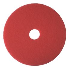 RENOWN� BUFFING PAD, RED, 15 IN.