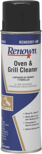 RENOWN� OVEN AND GRILL CLEANER