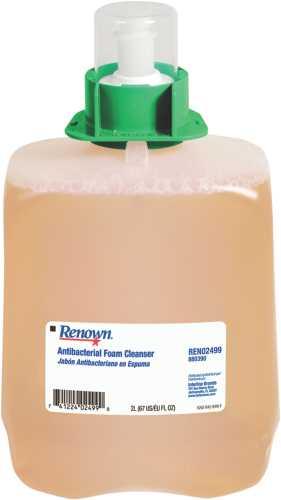 RENOWN� ANTIBACTERIAL HAND SOAP, 2,000 ML, APRICOT