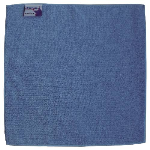 MICROFIBER CLOTH BLUE 16'X16'