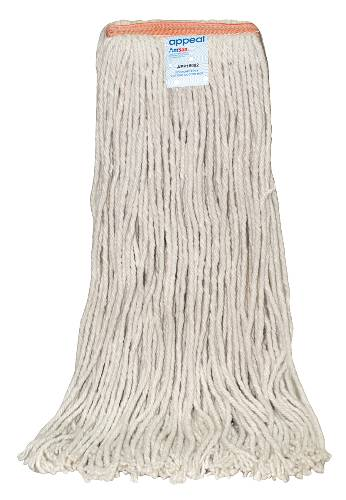 Appeal Wet Mop 24Oz Cotton White