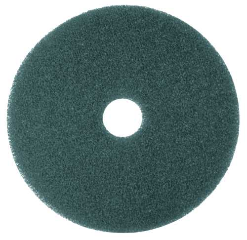 RENOWN BLUE CLEANING PAD 17IN