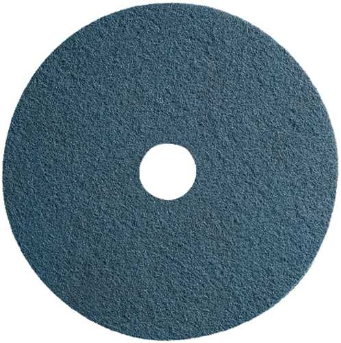 "RENOWN� BURNISHING PAD 24"" AQUA"