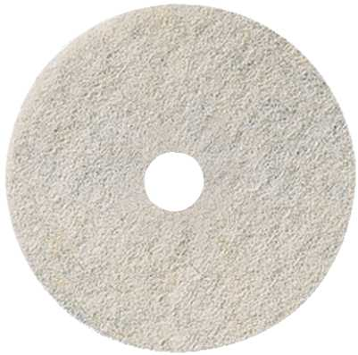 RENOWN NATURAL WHITE BURNISH PAD 20IN