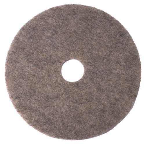 RENOWN� SUPER HOGS HAIR FLOOR PAD 19 IN.