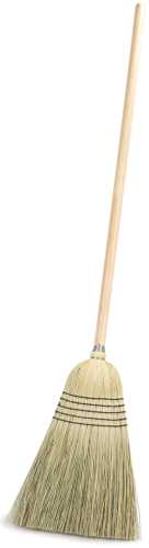 RENOWN� CORN STRAW JANITOR BROOM 56""