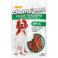 Rhode Island 08230 Ruffin? It ? Chomp?Ems Dog Treats, Duck Tenders, 3.5 Oz