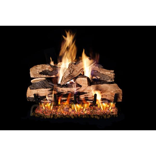 "18"" Ventis Cord Oak Vented Logs - CO-18"