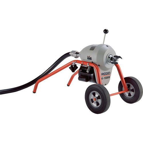 115 Volts Drain Cleaner Upright Frame K-1500-a