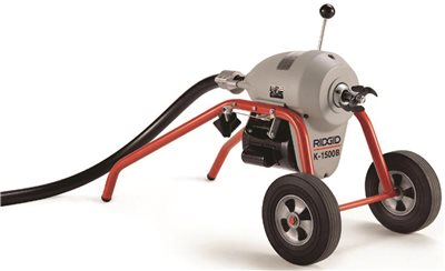115 Volts Drain Cleaner Low Profile K-1500-b