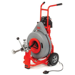 115 Volts Drain Cleaner With C-100 Cable K-7500