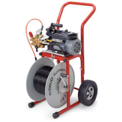 Kj-1750 Water Jetter With H30 Cartridge