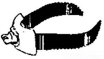 2-1/2 Cutter T-412