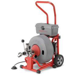 115 Volts Drain Cleaning Machine With C-24